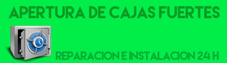 Apertura de cajas fuertes en Madrid