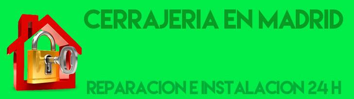 Cerrajeria en Madrid
