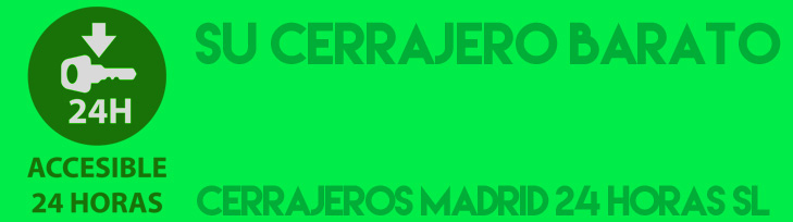 Cerrajeros Madrid 24 horas