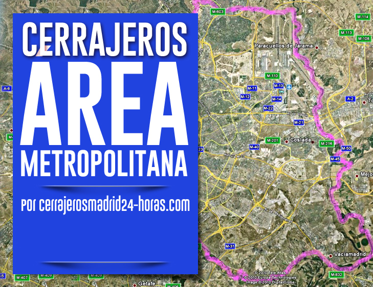 madrid area metropolitana