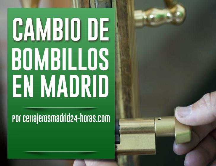 Cambio de Bombillos Madrid