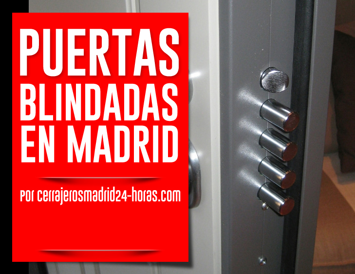 Puertas Blindadas Madrid